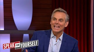Colin Cowherd: Chiefs currently the best team in