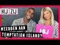 DENZEL EN ALEKS (LOVE ISLAND): 'WE ZIJN VRIJ BEZITTERIG' ● HIJZIJ