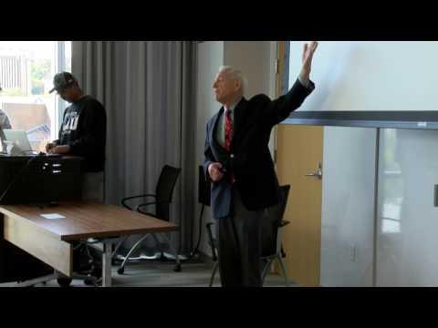 "Argonne National Lab's George Crabtree on ""Next Generation Energy Storage"""