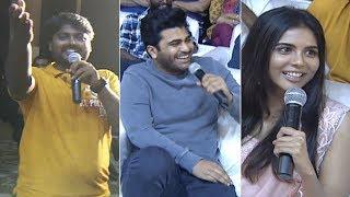 Ranarangam Movie Team Making Hilarious Fun | Sharwanand | Kalyani Priyadarshi | Manastars