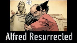 How Alfred Comes Back From The Dead (Injustice 2)