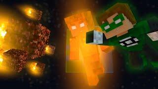 Minecraft : SALVAMOS A TERRA DE UM METEORO  - (Vida de Herói #11)