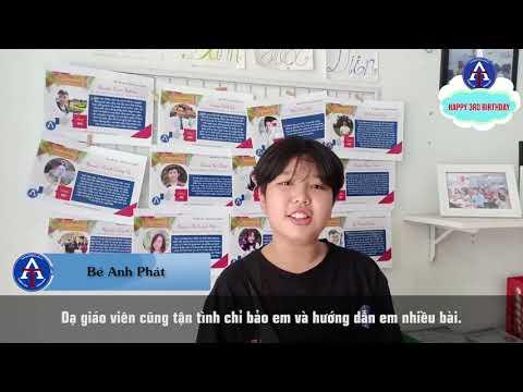 [CẢM NHẬN HỌC VIÊN] - LỚP THIẾU NHI & CẤP 2 THCS - Mẹ Thanh Hoa & Bé Anh Phát