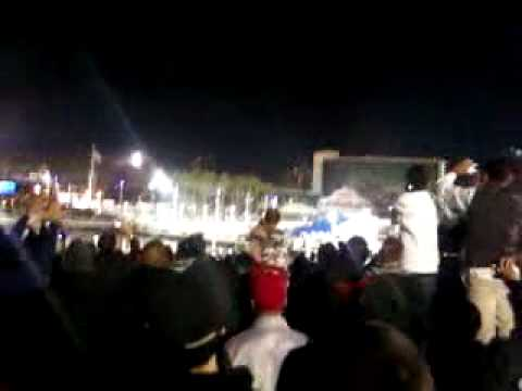 Red Bull new year no limits 2010 Travis Pastrana car jump- Alan and Josh shout out Marty