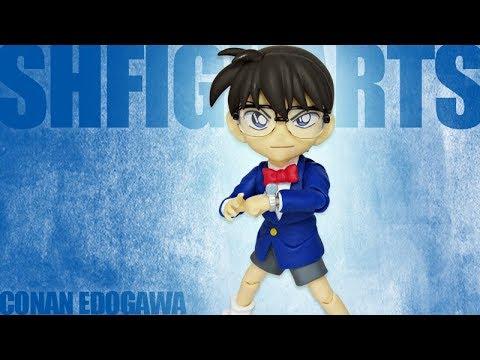 S.H.Figuarts - Conan Edogawa Detective Conan Review