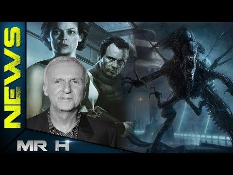 Alien 5 James Cameron To Make It Happen