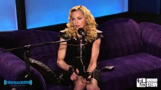 Madonna Howard Stern 2015