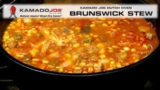 Kamado Joe Dutch Oven Brunswick Stew