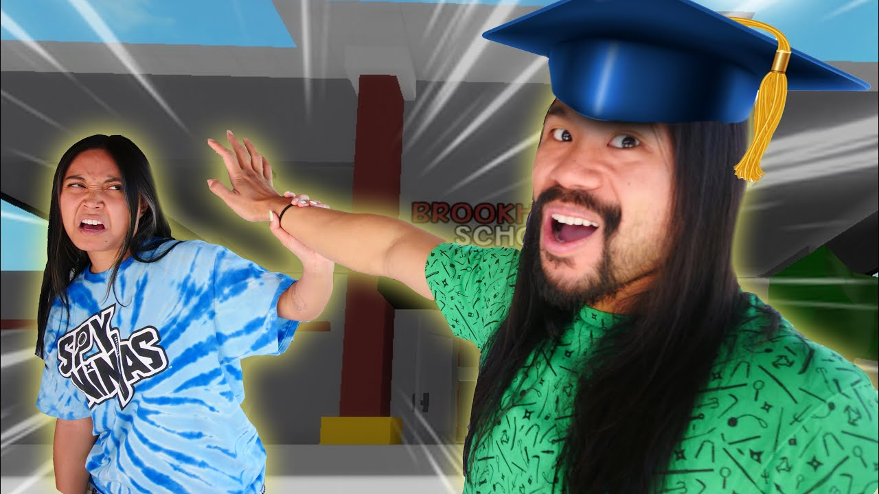 Download Melvin vs Regina: WHO is the BETTER RolePlayer in ROBLOX BROOKHAVEN RP