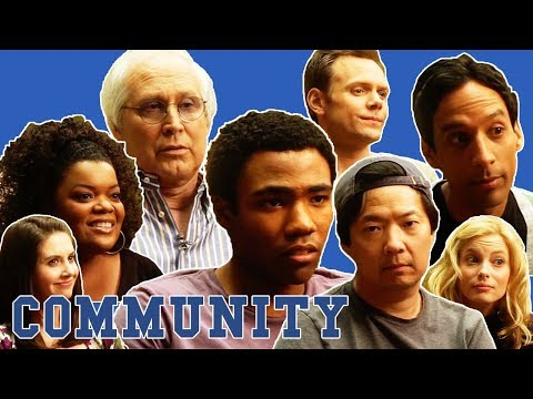 Season One Cast Evaluations   Community