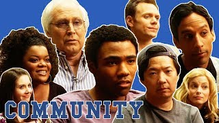 Season One Cast Evaluations | Community