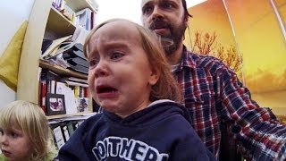 Emotional Baby Crying too Cute  ♥♥♥ Sad Baby Cries when other Babies fall! - So cute
