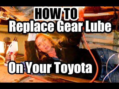 Episode 3_Gear Lube Change_Toyota FJ Cruiser