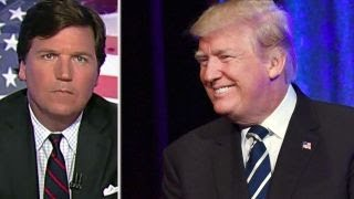 Tucker: Trump retweet outrage shows death of free speech