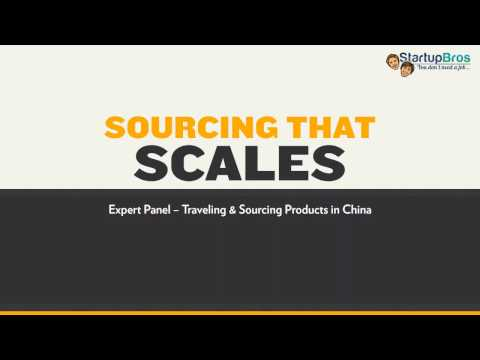 Traveling to China & Sourcing Products @ Canton Fair - Sourcing Summit Masterclass