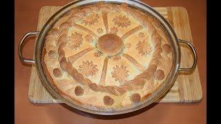 Зур Бэлиш ✧ Татарский пирог с мясом