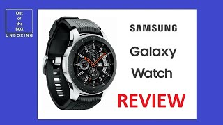 Samsung Galaxy Watch 46mm Silver REVIEW after half year (46 mm, SM-R800)
