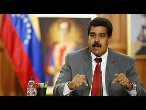 Venezuela accuses 11 of plotting anti-Maduro coup: Breaking News