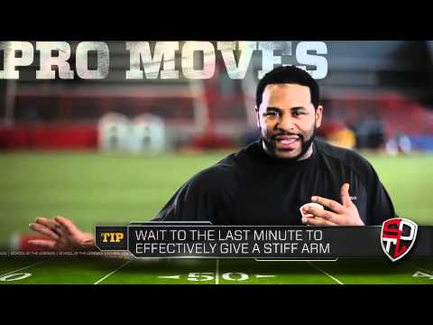 Running Back Training from Jerome Bettis