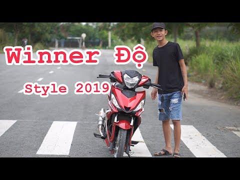 Winner Độ Pô Lửa Kiểu 2019 Lạ Đời Nhất Từng Thấy