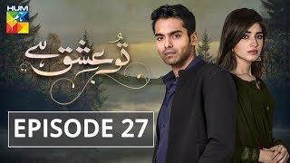 Tu Ishq Hai Episode #27 HUM TV Drama 27 February 2019
