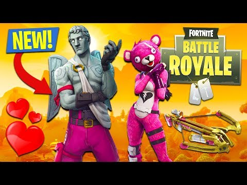 NEW *FORTNITE CROSSBOW* UPDATE OUT NOW!! (Fortnite Battle Royale) thumbnail
