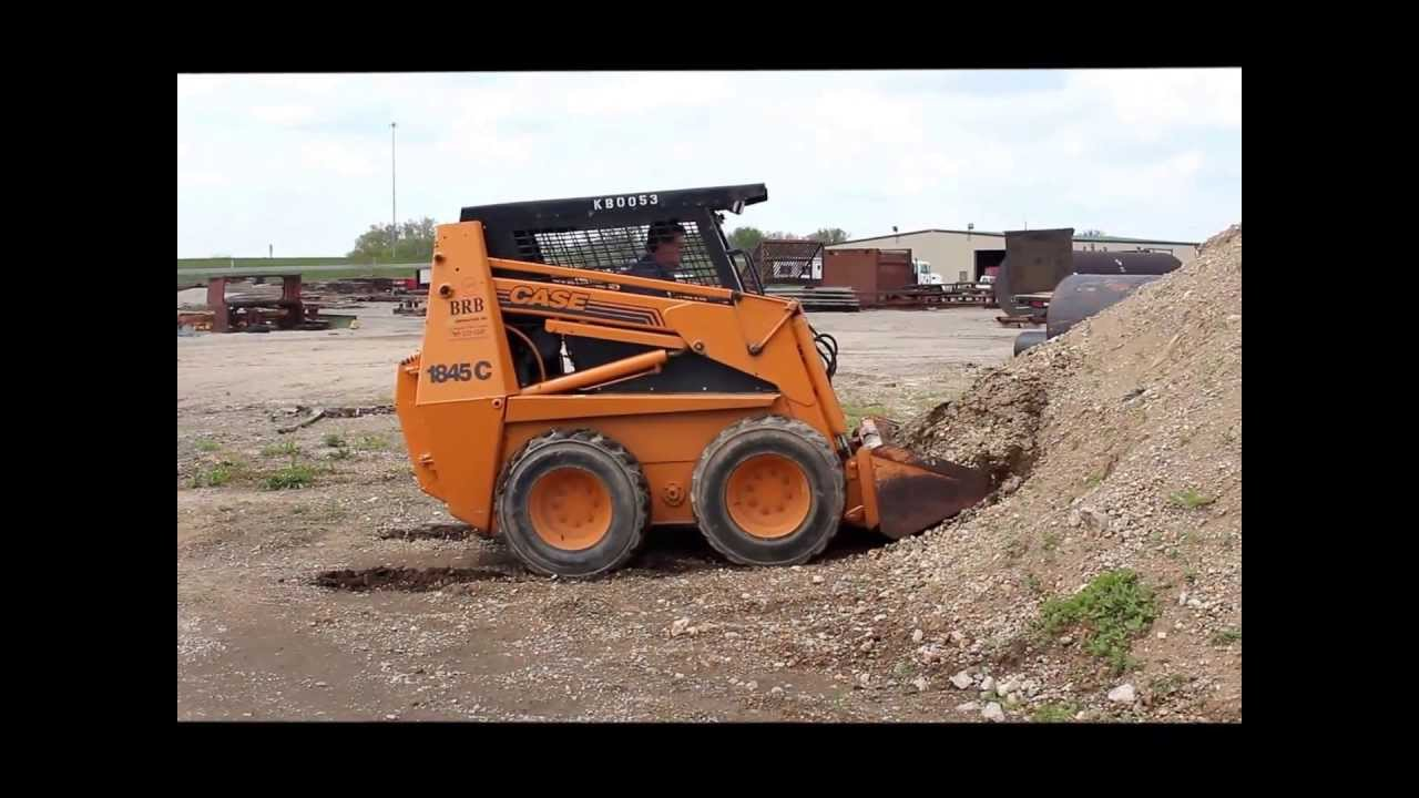Case 1845c Specs >> 2000 Case 1845c Skid Steer For Sale Sold At Auction May 30 2013