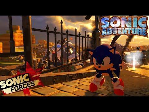 Sonic Force - [Mod Showcase] Sonic Adventure Classic