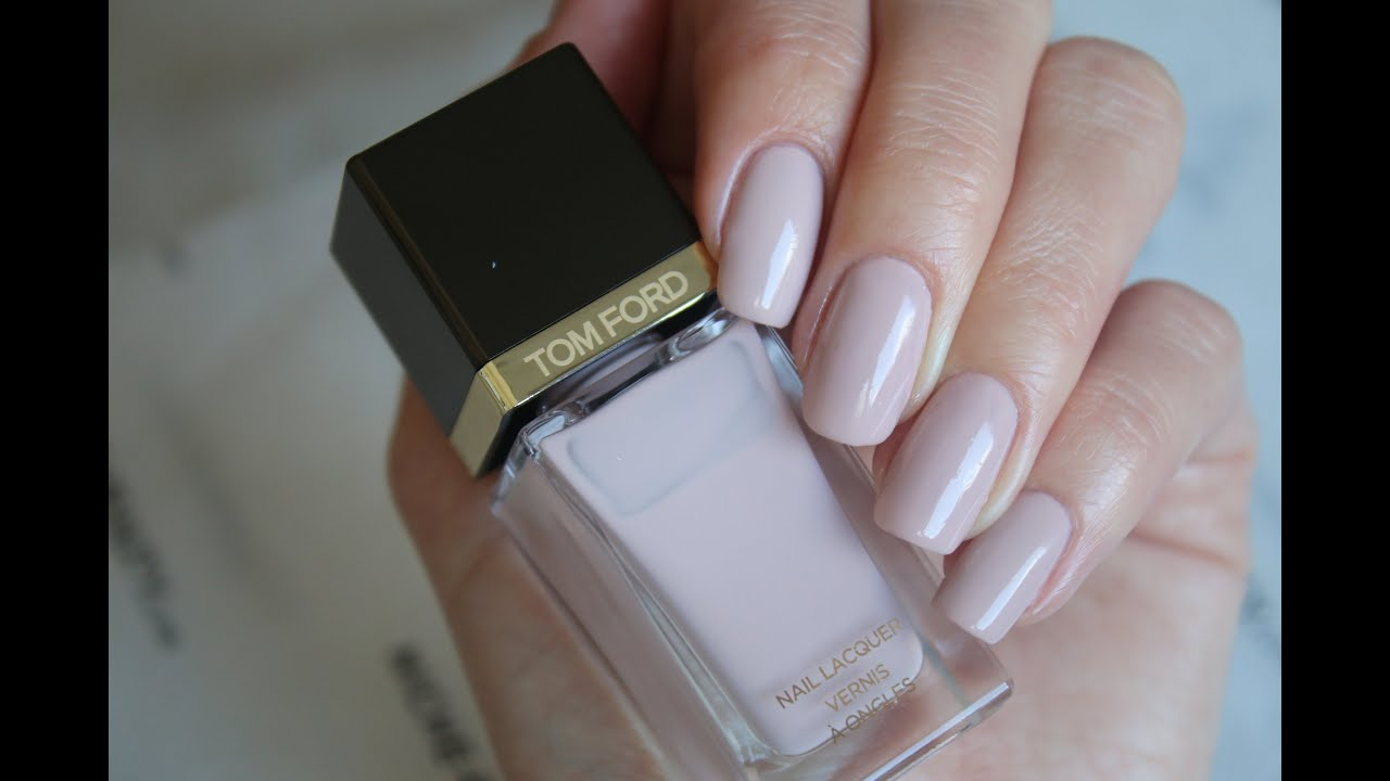 Perfect neutral nail polish - Tom Ford #39 Sugar Dune // ИДЕАЛЬНЫЙ ...