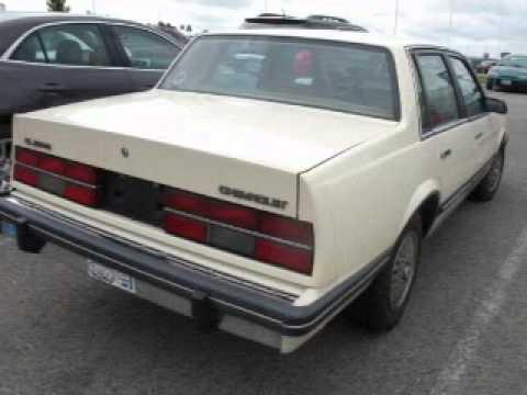 1985 Chevrolet Celebrity - Maude - YouTube