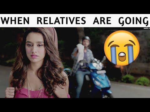 Relatives Story On Bollywood Style - Bollywood Song Vine