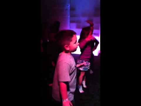 Gabby NY party zone dance party