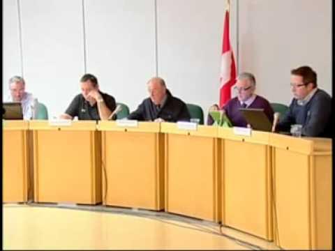 Réunions Publiques - Conseil Municipal de L'Ange-Gardien - Janvier 2013