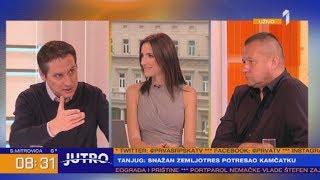 Prelistavanje: Veljko Lalić i Robert Čoban