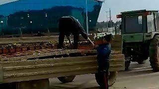 Президентни алдаш давом этмоқда: Қашқадарёдаги боғ очилишга тайёр бўлмаган (видео)