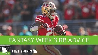 Fantasy Football Rumors: Dalvin Cook Out Week 3, Melvin Gordon Injury Update & Matt Breida's Value