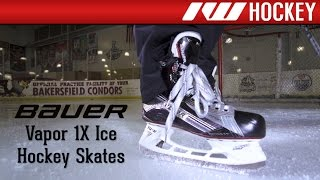 Bauer Vapor 1X Skate On-Ice Review