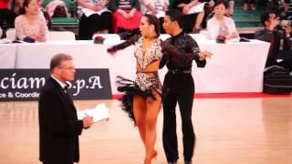 (公財)日本ボールルームダンス連盟(JBDF)主催 第35回日本インター...
