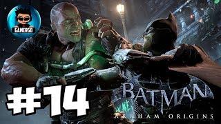 Batman Arkhram Origins Pc Gameplay #14 HD | No Comentado | Español Latino |  GeryGamer