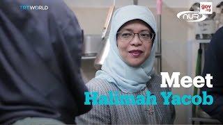 Впервые! Мусульманка возглавила страну!