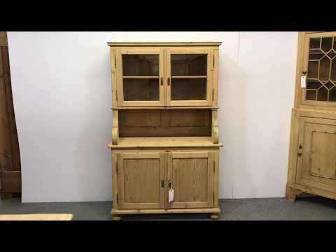dating antique dresser