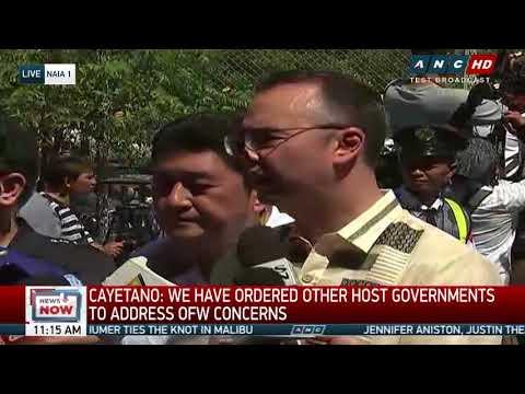 Philippines, Kuwait going through 'rocky period' - Cayetano