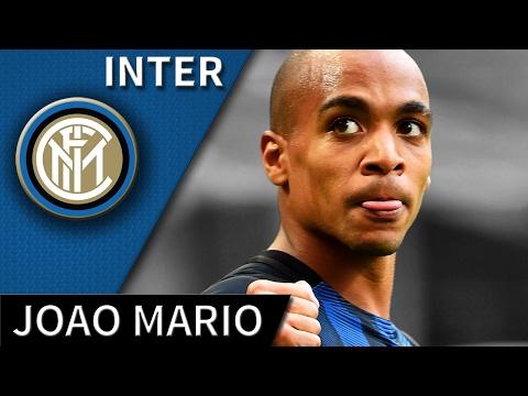Joao Mario • 2016/17 • Inter • Best Skills, Passes & Goals • HD 720p
