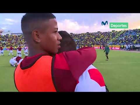 Ecuador 1 - 2 Perú: Revive el triunfo peruano al ras de la cancha