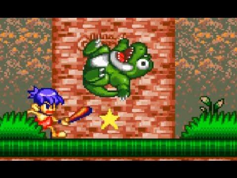 Congo's Caper (SNES) Playthrough - NintendoComplete
