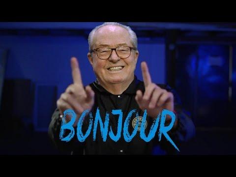 Vald - Bonjour (Le Pen Version)