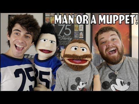 Man or a Muppet ft. Chris Villain