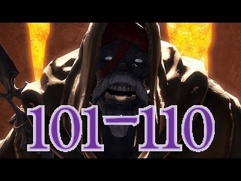 Final Fantasy XIV - Palace of the Dead Floors 101-110 - DTF