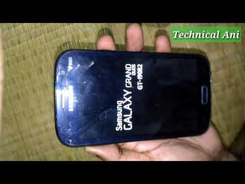 Samsung Galaxy Grand Duos GT-I9082 Hard Reset Technical Ani