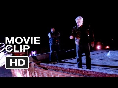 Last Ounce Of Courage Movie CLIP - Speech (2012) - Marshall R. Teague Movie HD